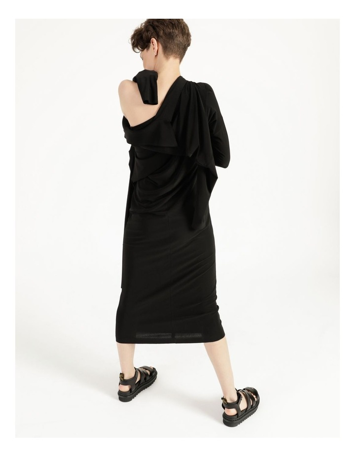 Ty Front Nk Shirt Midcalf Dress image 5