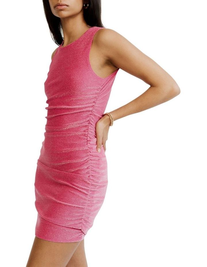 Gather Up Tank Dress Pink image 6