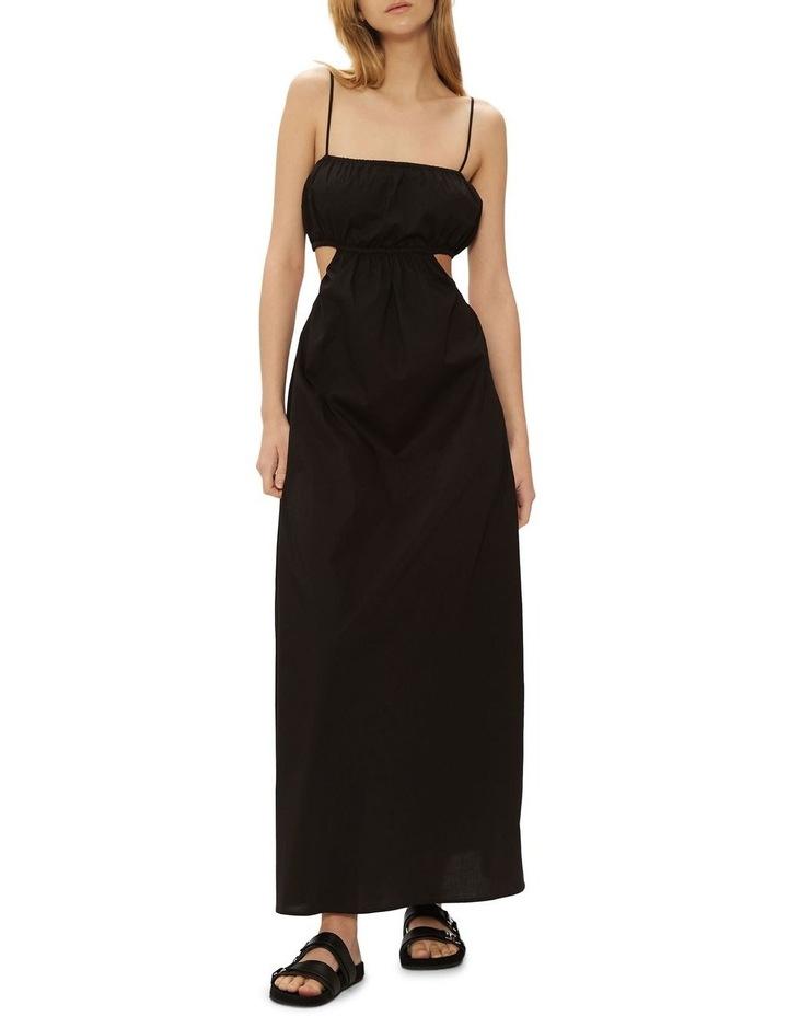 Dream Weaver Maxi Dress Black image 1