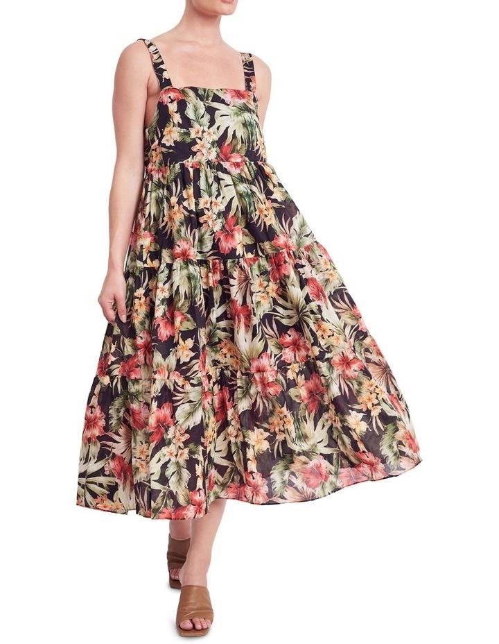 Flora Midi Dress image 5