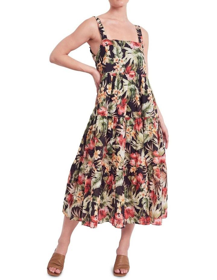 Flora Midi Dress image 6
