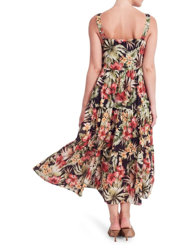 Flora Midi Dress image 7
