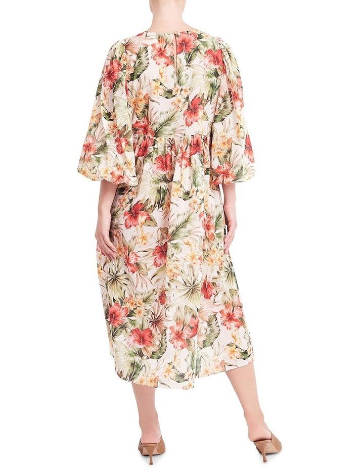 Siesta Cotton Midi Dress image 2