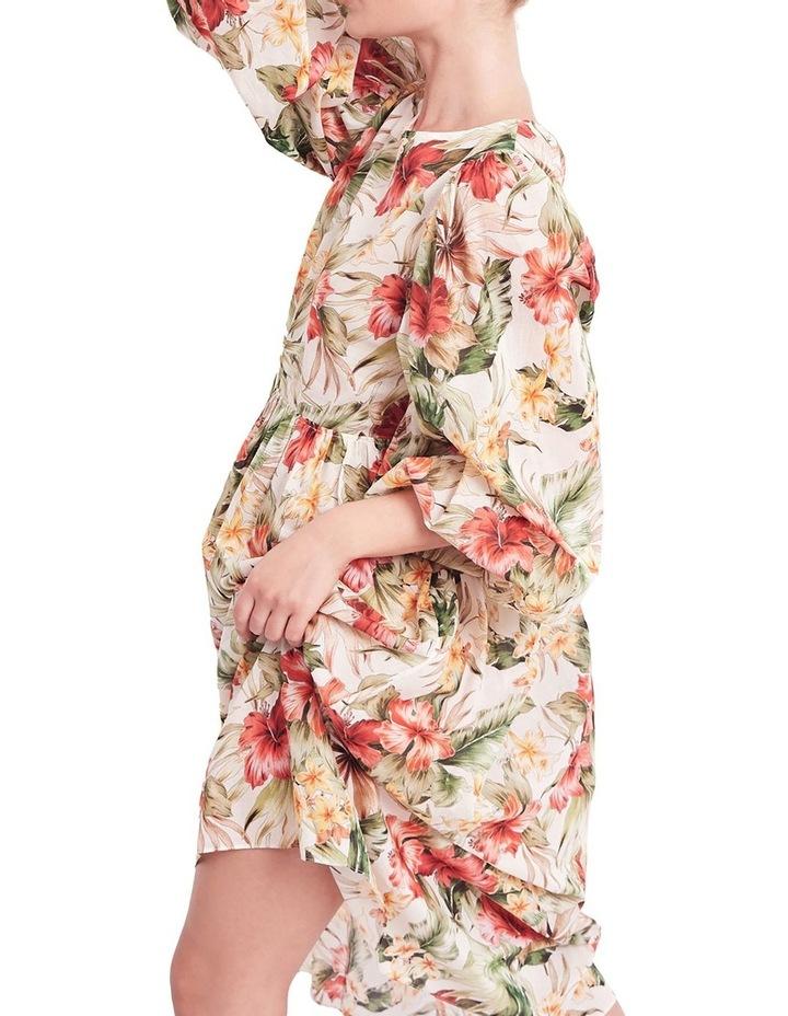 Siesta Cotton Midi Dress image 5