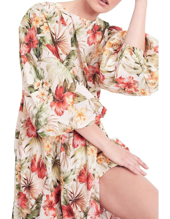 Siesta Cotton Midi Dress image 6