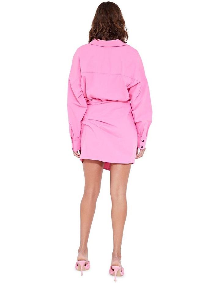 Forbes Mini Dress Ultra Pink image 2