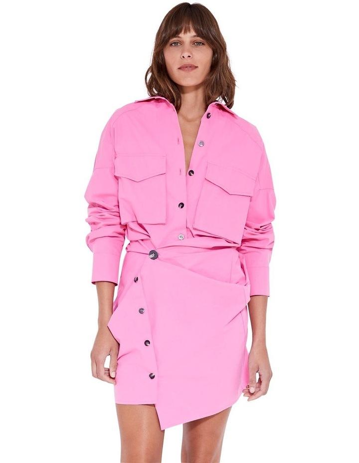 Forbes Mini Dress Ultra Pink image 5