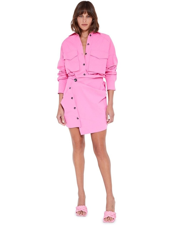 Forbes Mini Dress Ultra Pink image 6
