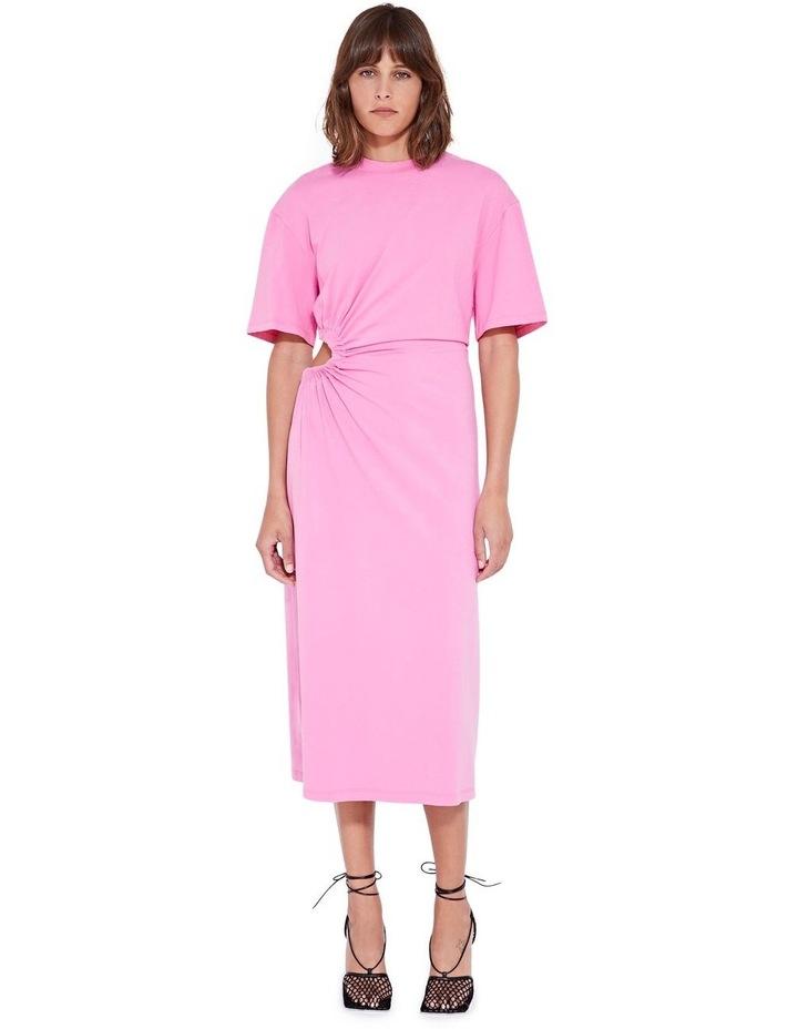 Laurel Dress Ultra Pink image 1