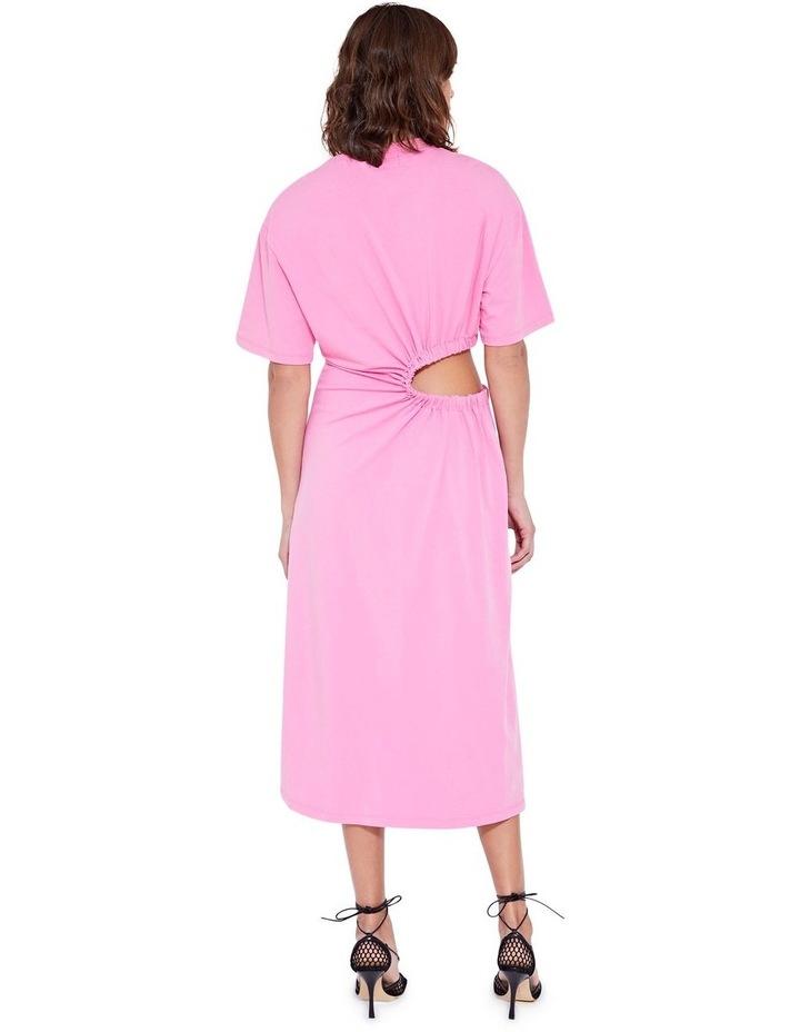 Laurel Dress Ultra Pink image 2