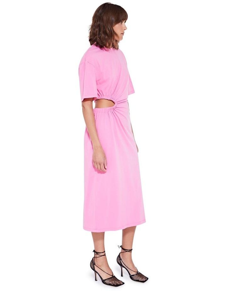 Laurel Dress Ultra Pink image 3