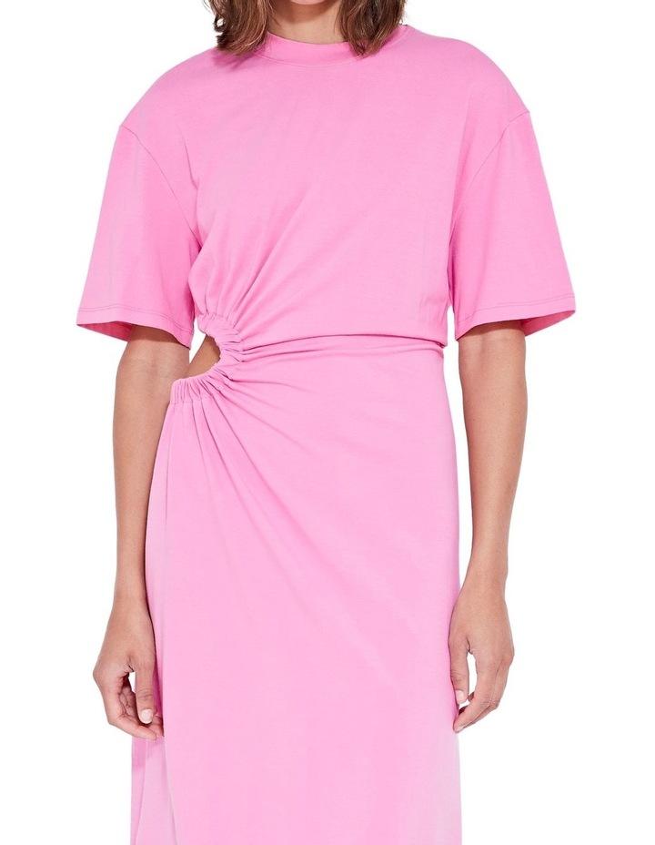 Laurel Dress Ultra Pink image 4