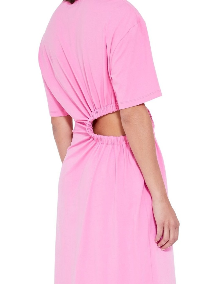 Laurel Dress Ultra Pink image 5
