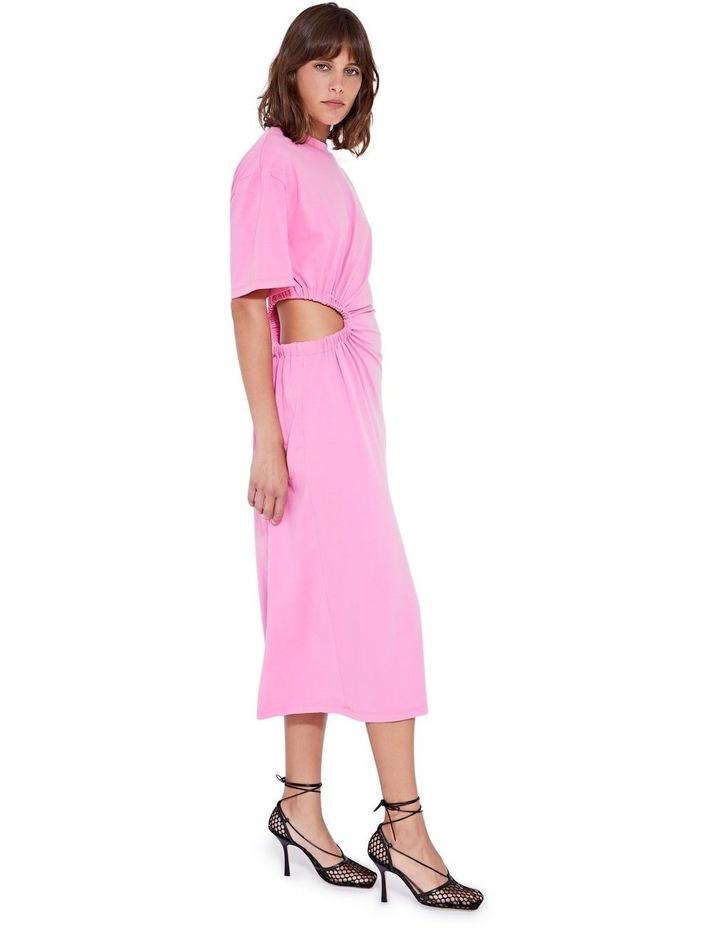 Laurel Dress Ultra Pink image 6
