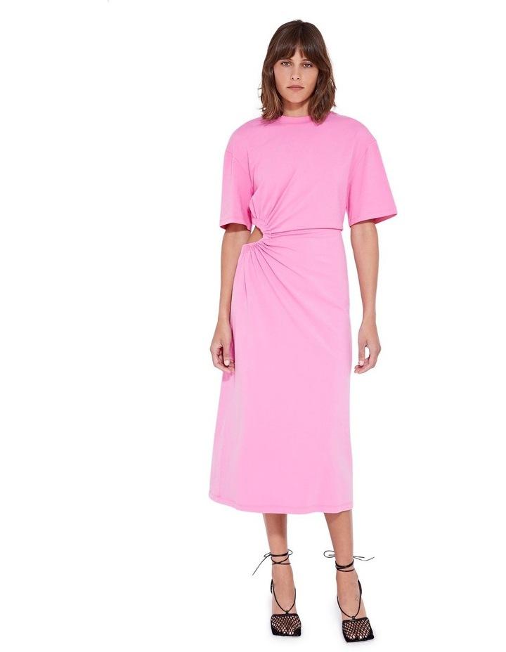 Laurel Dress Ultra Pink image 7