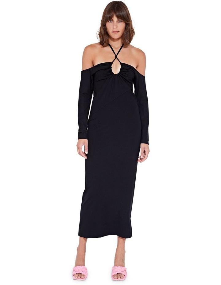 Jefferson Dress Black image 1