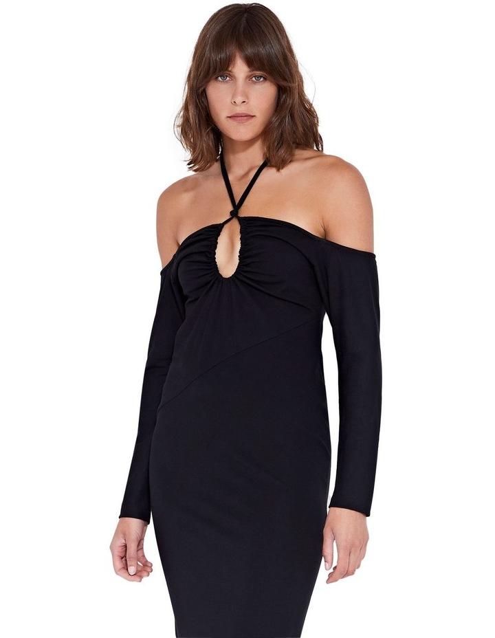 Jefferson Dress Black image 4