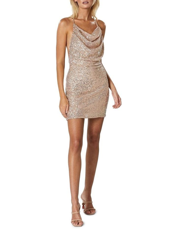 Marquis Cowl Dress image 1