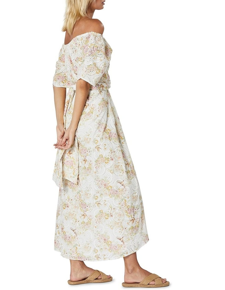 Brigitte Tie Dress image 3