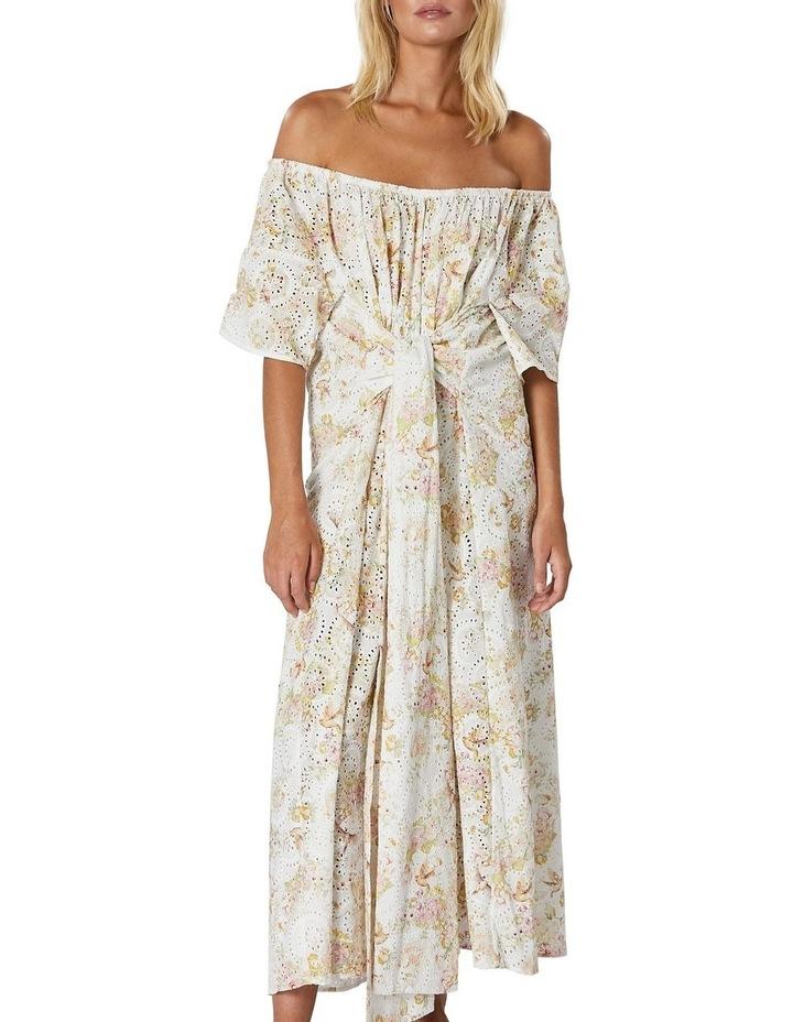 Brigitte Tie Dress image 5