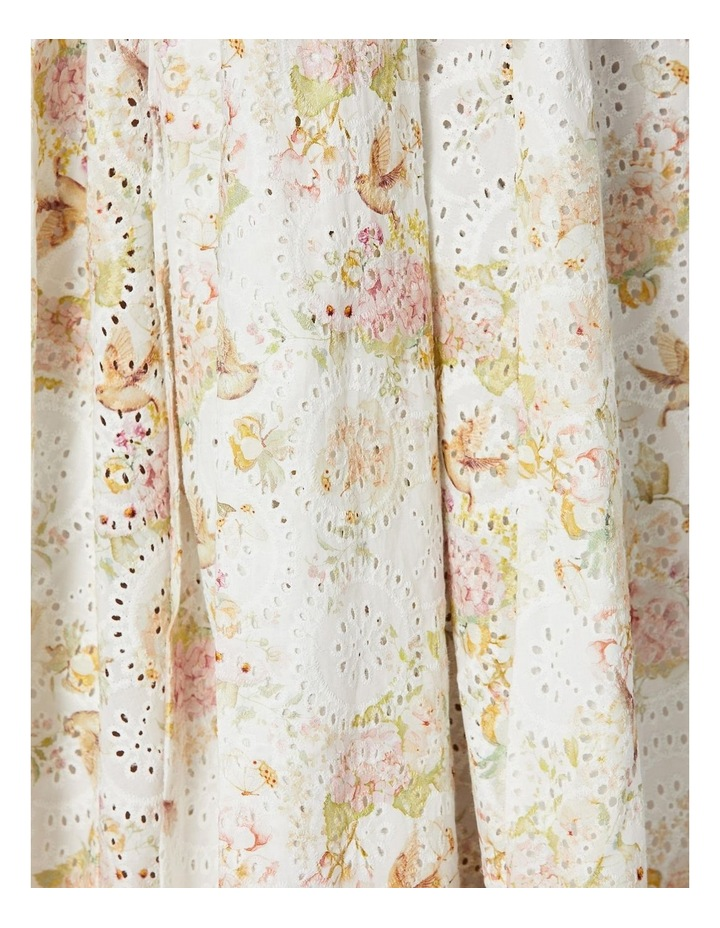 Brigitte Tie Dress image 7