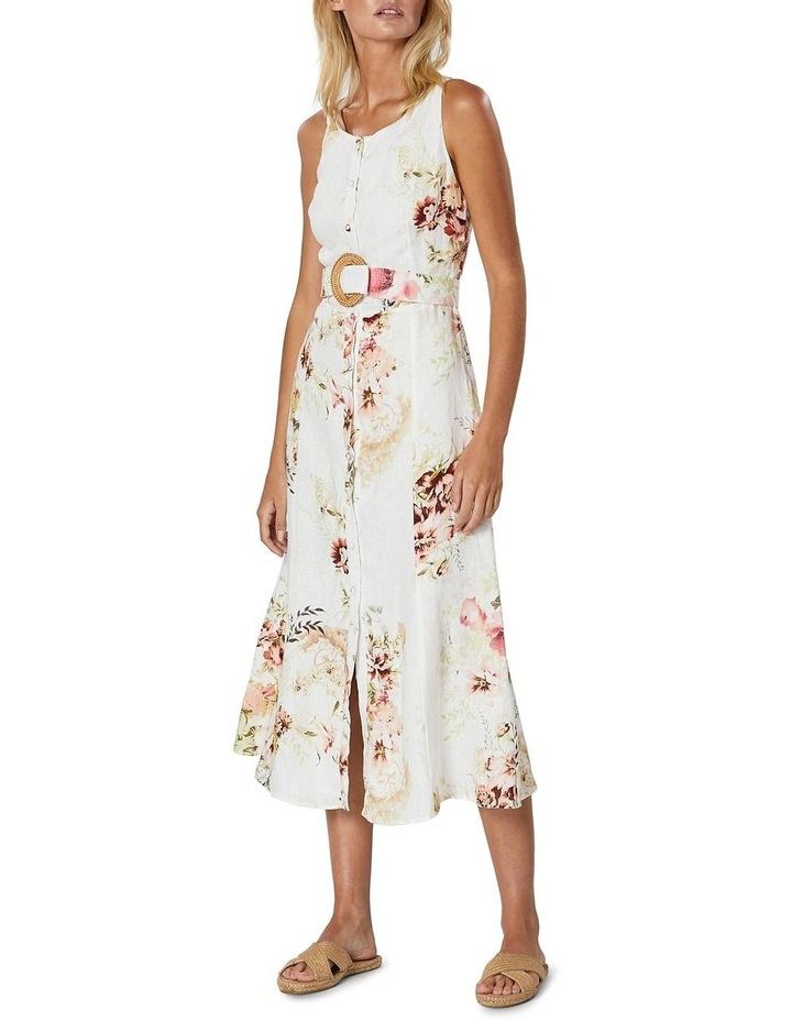 Delphine Button Dress image 1