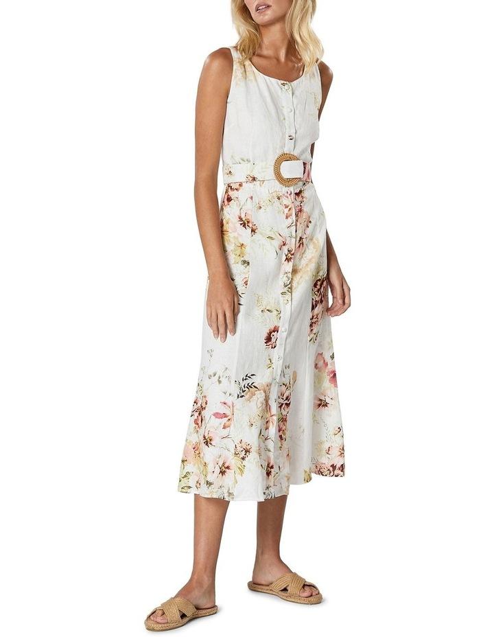 Delphine Button Dress image 3