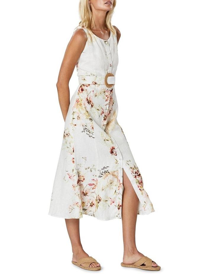 Delphine Button Dress image 4