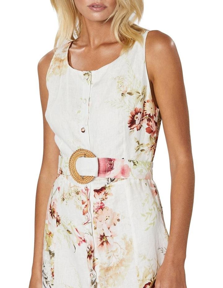 Delphine Button Dress image 5