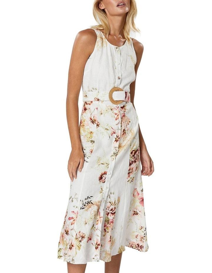 Delphine Button Dress image 6