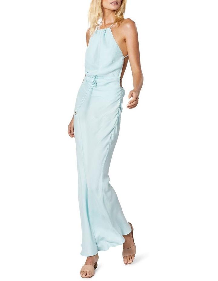 Azure Maxi Dress Aqua image 1