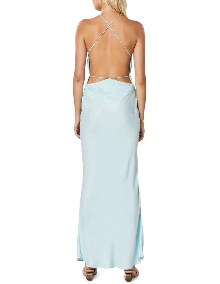 Azure Maxi Dress Aqua image 2