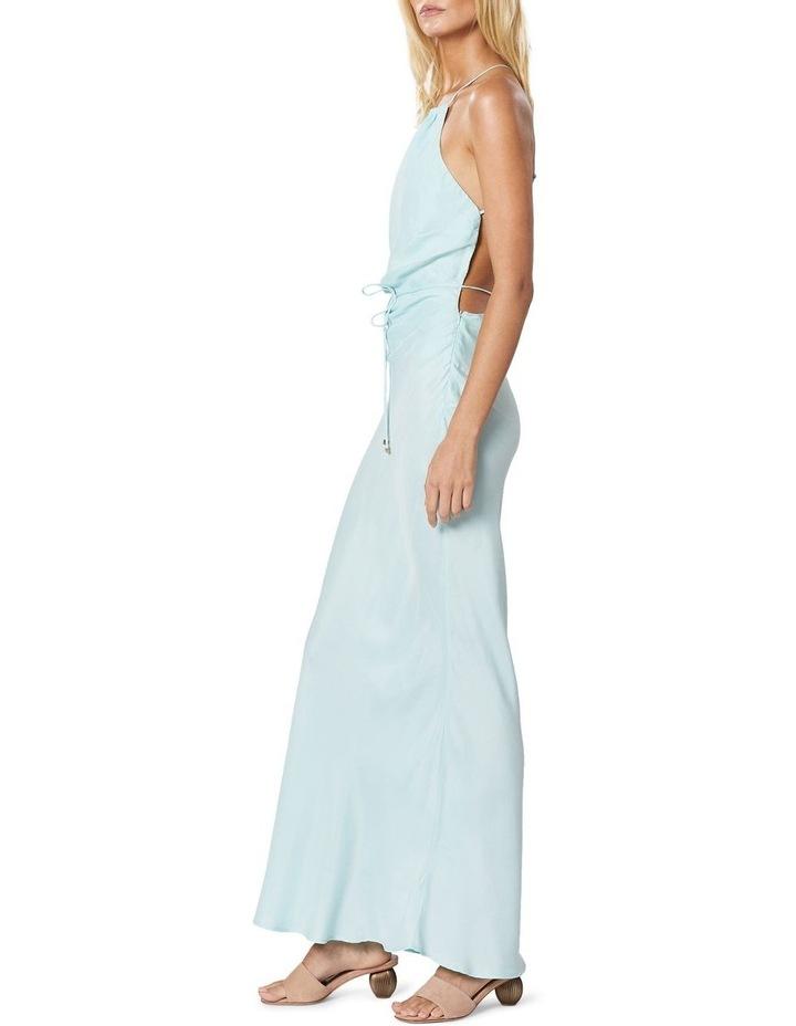 Azure Maxi Dress Aqua image 3
