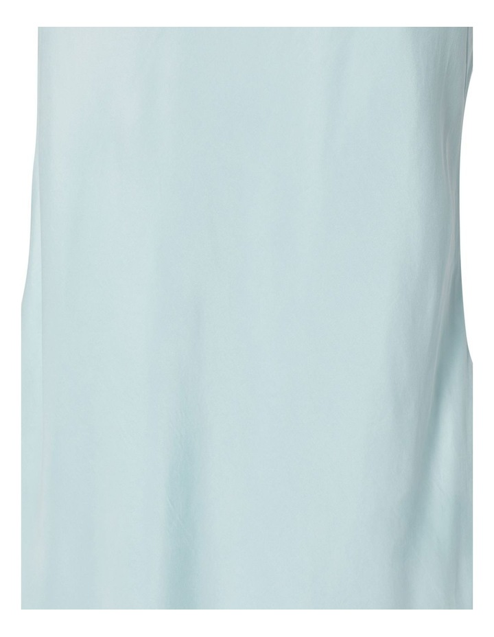 Azure Maxi Dress Aqua image 7