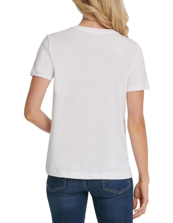 Painted Logo T-Shirt image 3