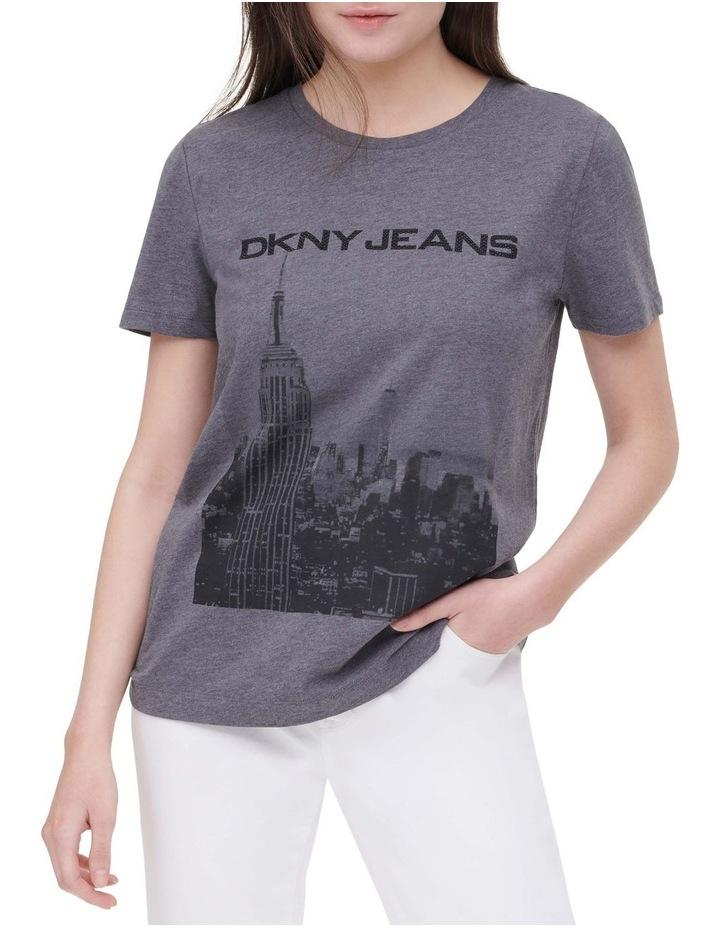 Cityscape Logo T-Shirt image 1