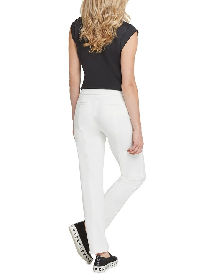 Front Tab Straight Pant image 2
