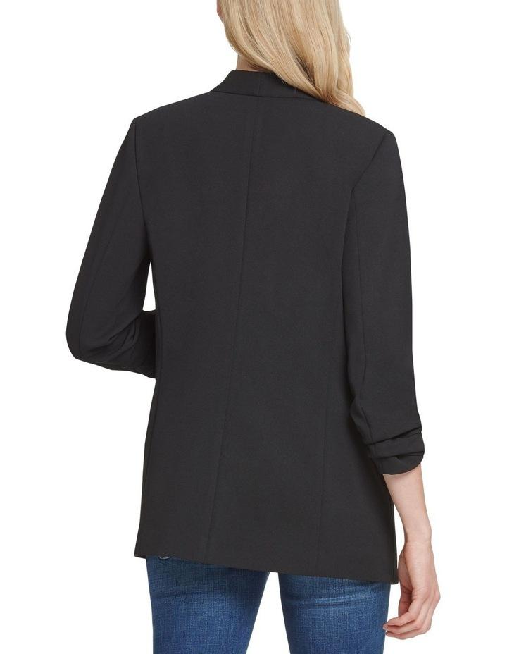 Long Sleeve Open Front Jacket image 3