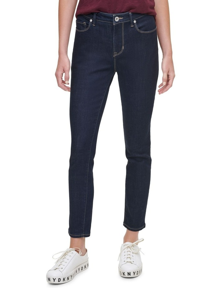 Foundation - High Rise Skinny Ankle Jean image 1