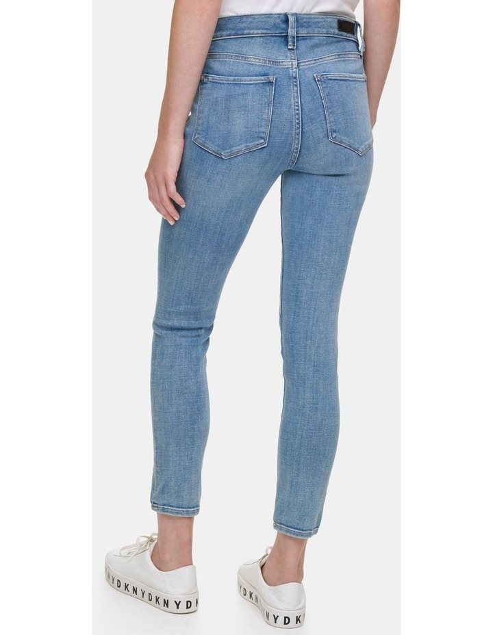 Foundation - High Rise Skinny Ankle Jean image 2
