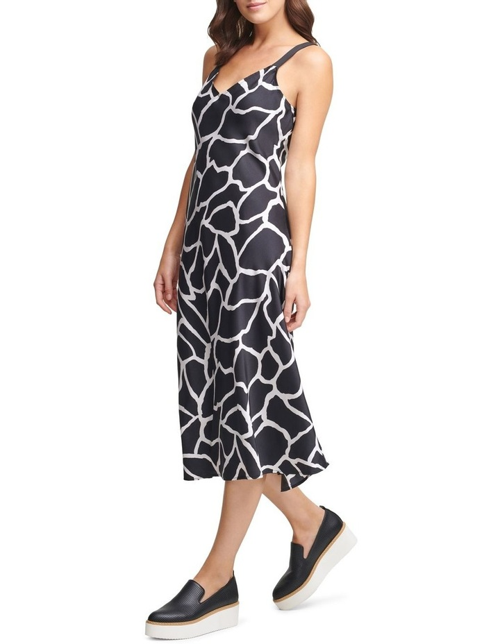 Printed Thick Strap Cami Dress image 4