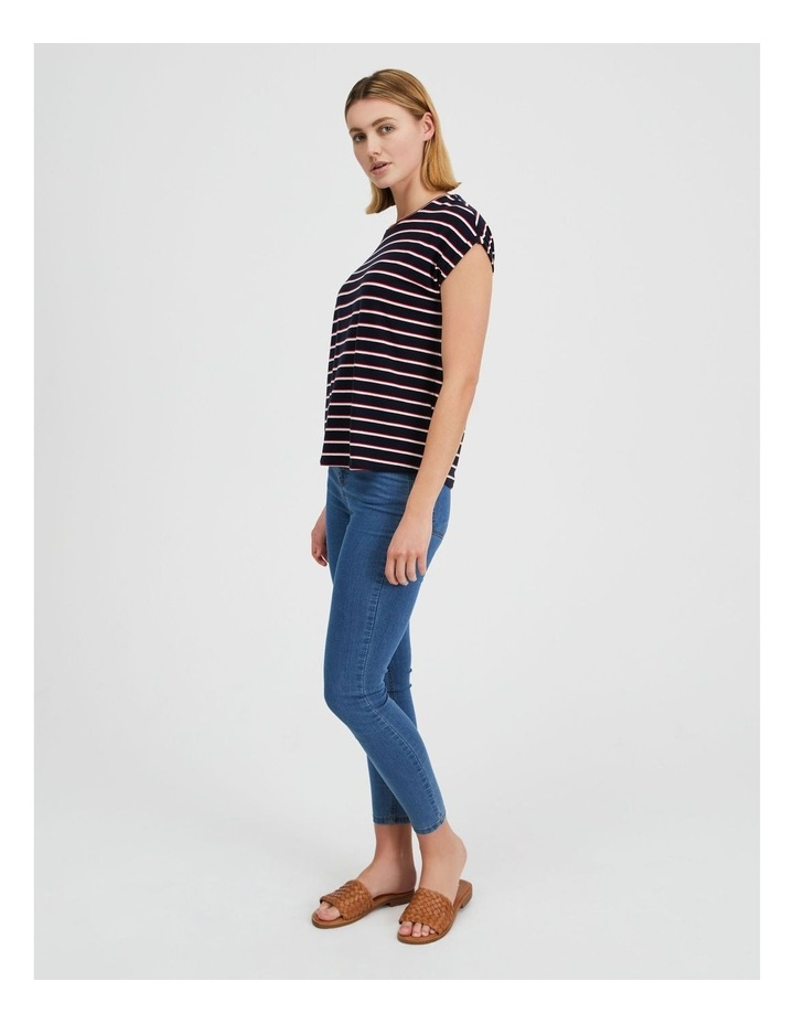 Ava Stripe T-Shirt image 2