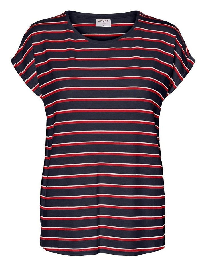 Ava Stripe T-Shirt image 5