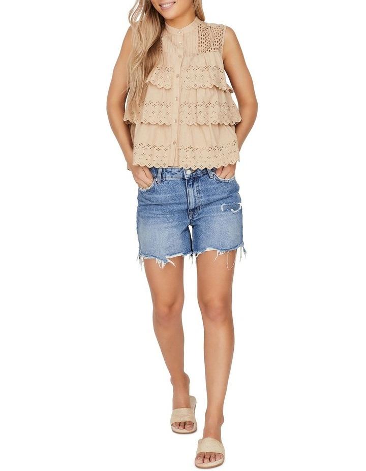 Tara Sleeveless Shirt image 3