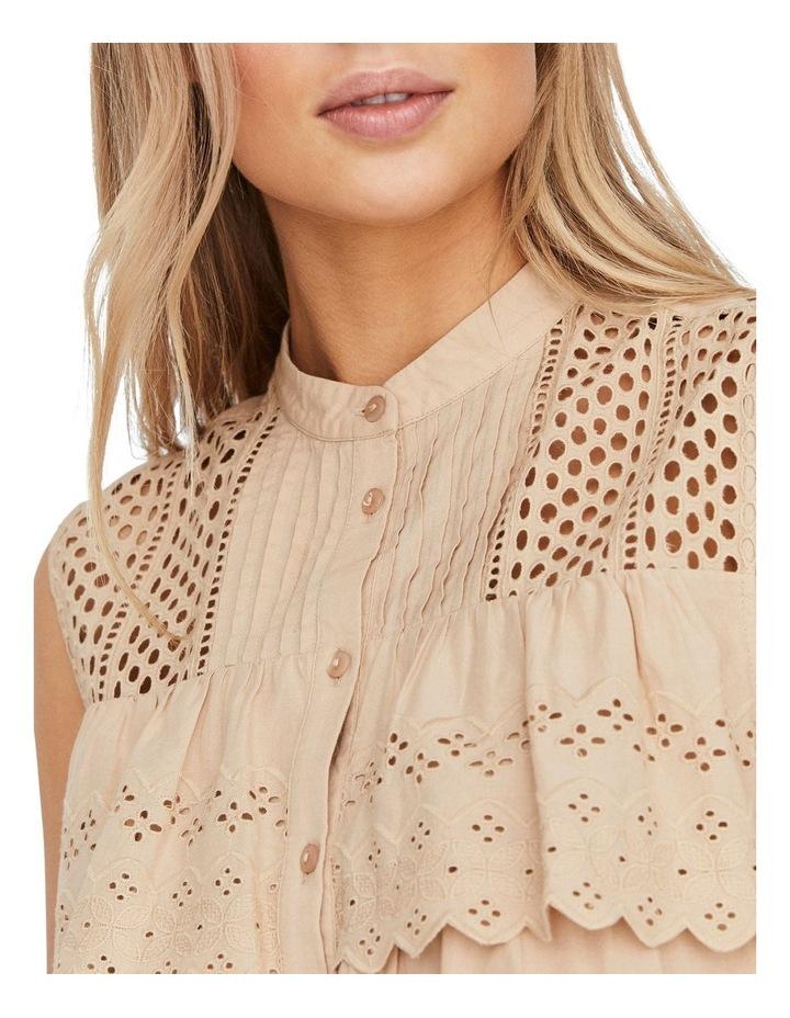 Tara Sleeveless Shirt image 4