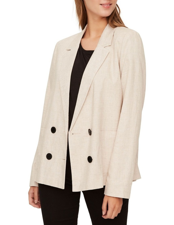 Ori Long Sleeve Blazer image 1