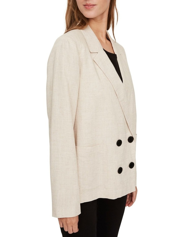 Ori Long Sleeve Blazer image 4