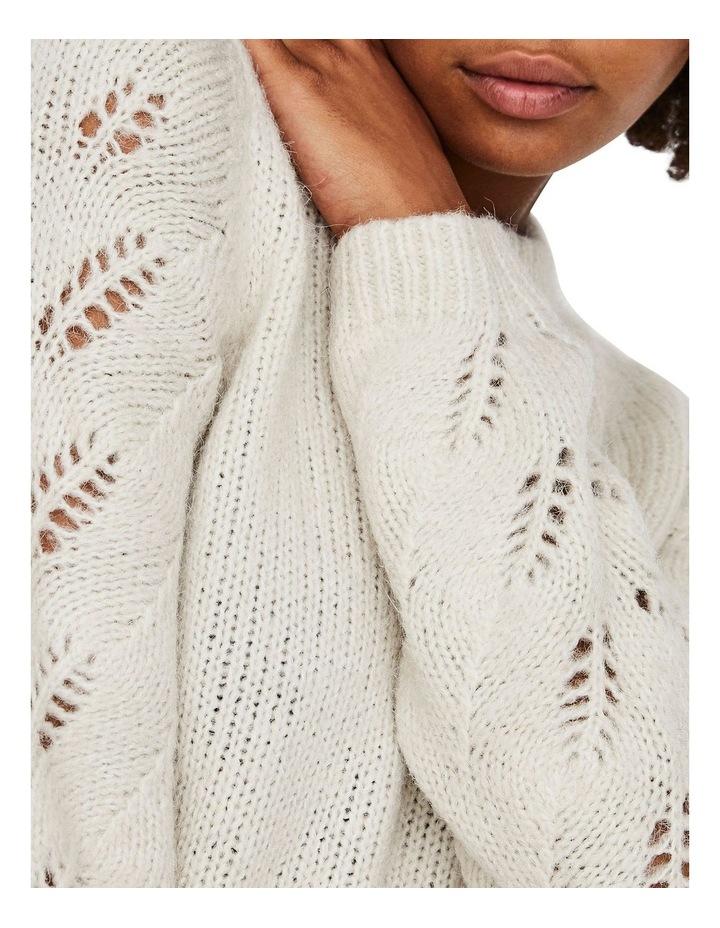 Winnie Long Sleeve O-Neck Blouse image 4