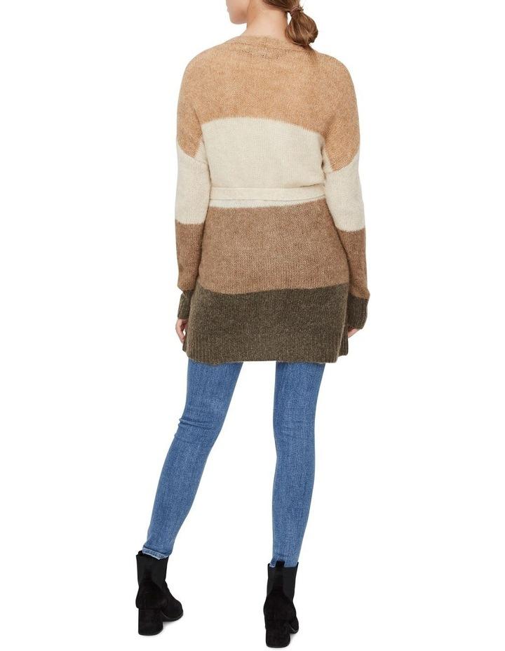 Isaella Long Sleeve Belt Cardigan image 2