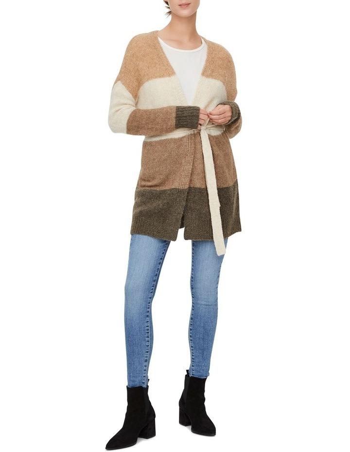 Isaella Long Sleeve Belt Cardigan image 3